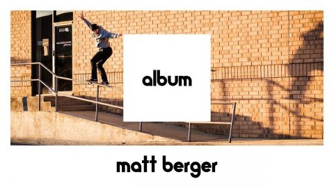 etnies ALBUM: Matt Berger FULL PART (24 hours Only) - etnies