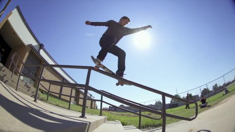 etnies ALBUM: Ryan Sheckler & David Reyes FULL PART (24 hours Only) - etnies