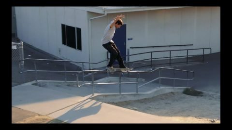 etnies ALBUM: Trevor McClung FULL PART - etnies