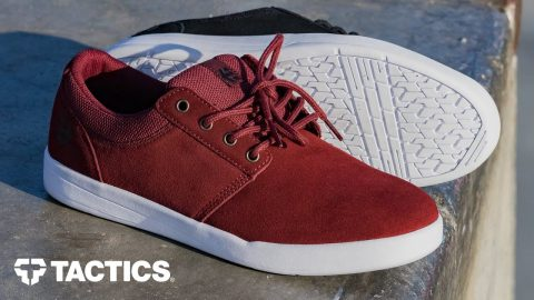 Etnies Score Skate Shoes Review with Matt Berger - Tactics | Tactics Boardshop