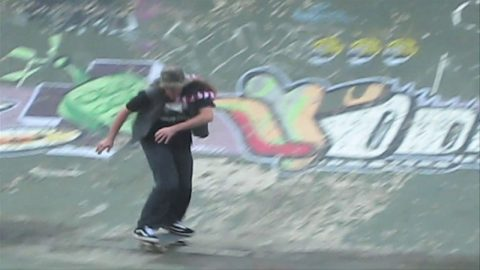 European Vacation | 2012 | Slam Skateboarding Magazine
