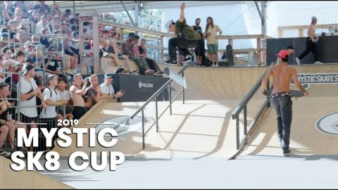 Europe's Oldest Skateboarding Contest | MYSTIC SK8 CUP 2019 | Red Bull Skateboarding