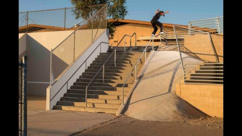 Evan Smith: Behind The Ad | Independent Trucks - Independent Trucks