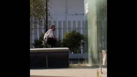 Evan Smith FS WALLRIDE // 2016 TOTY Kelly Approved - SLS