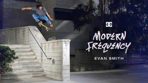 "Evan Smith's ""Modern Frequency"" DC Part 