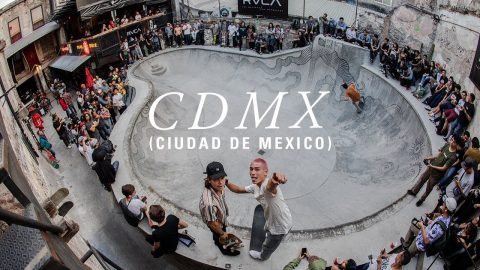 Evan & Spanky | Mexico City | rvca