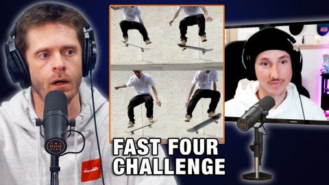 Ever Tried The Fast Four Challenge? Tom Asta Did It Flawlessly   Nine Club Highlights
