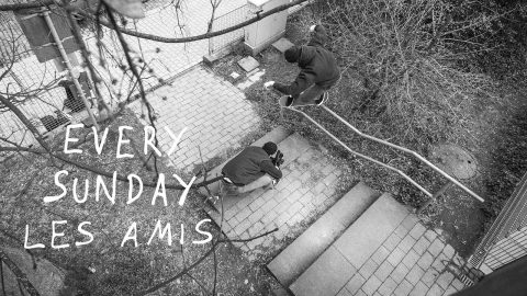 Every Sunday: Les Amis | Pocket Skateboard Magazine