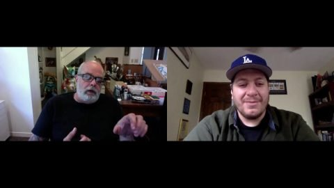 EVERYTHING BY ACCIDENT :: A Conversation with Frank Kozik   THE HUNDREDS