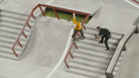 Evolution of the Front 180 Switch Crook  |  SLS World Tour | SLS