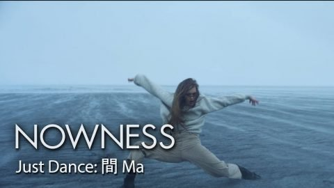 Experience an exhilarating dance in an Icelandic snow storm | NOWNESS