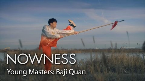 Experience China's most explosive martial art | NOWNESS