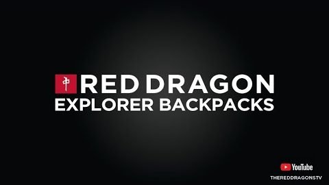 EXPLORER BACKPACK REVIEW by Ben Degros | TheRedDragonsTV