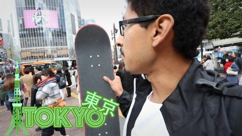EXPLORING THE BEST CITIES IN TOKYO JAPAN! - Luis Mora