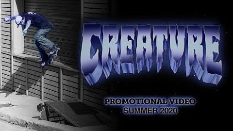 Eye-Shattering Graphics and Jaw-Dropping Skateboarding | Creature Summer 2020 Promo | Creature Skateboards