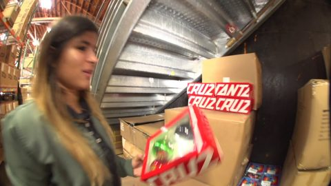 Fabiana Delfino Product Pillage | Santa Cruz Skateboards