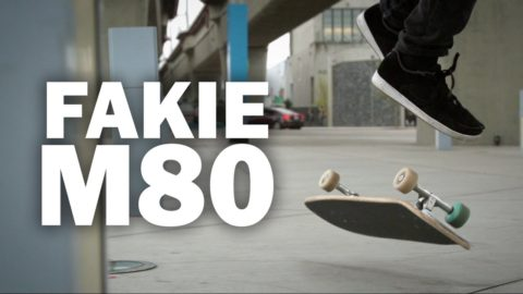 Fakie M80: Mike Osterman || ShortSided - Brett Novak