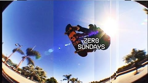 Fall 18 board testing | Zero Sundays ep -12 | Zero Skateboards