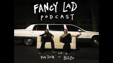 Fancy Lad Podcast S4Ep4: A Chance Encounter of Macho Dudes. w/Marisa Dal Santo | bigfancylad