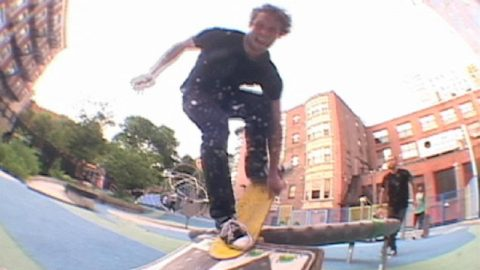 "Fancy Lad's ""Trampoline Jump"" Video 