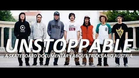 Favorite Unstoppable Tour Austria 2013 | Favorite Skateboard Company