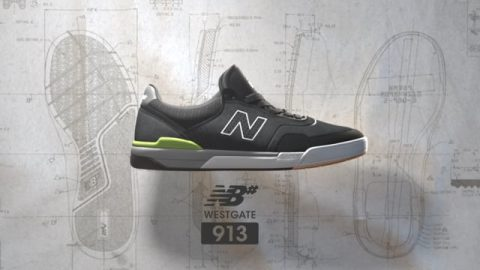 Fearlessly Technical the NM913 by Brandon Westgate | New Balance Numeric