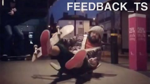 Feedback_TS | Good Skateboarding That You Obviously Hate | TransWorld SKATEboarding