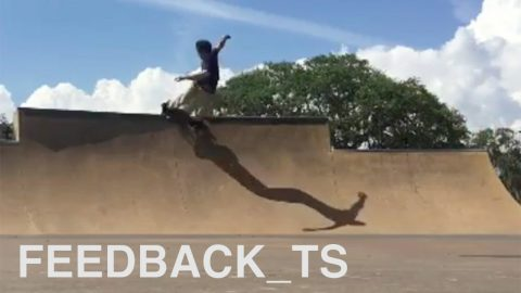 Feedback_TS | One Trick, Five Reviews | TransWorld SKATEboarding