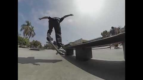 Felipe Gustavo B Roll Wednesday's | Plan B Skateboards