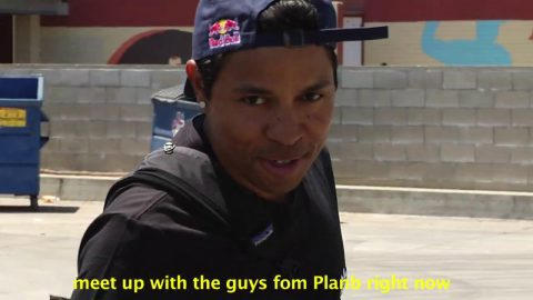 Felipe Gustavo Day in the life | Plan B Skateboards