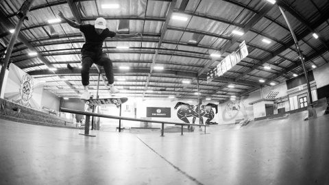 Felipe Gustavo - He Could Go All The Way - The Berrics