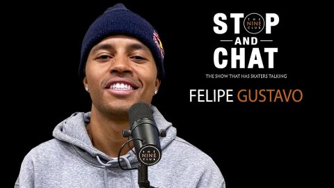 Felipe Gustavo - Stop And Chat | The Nine Club With Chris Roberts | The Nine Club