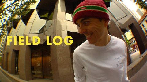 FIELD LOG - WEST COAST TOUR - HabitatSkateboards