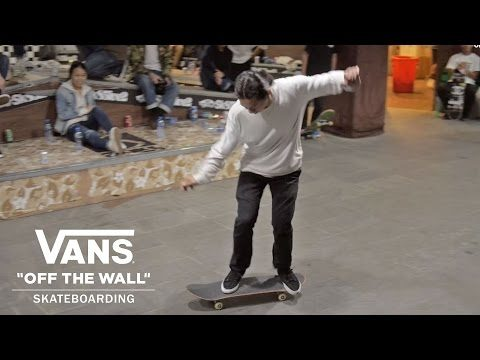 Fifth Annual Game Of Skate 2016 | Skate | VANS - Vans