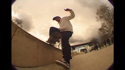 Filip Wojnowski 'Raw Hide Video' Part | Raw Hide