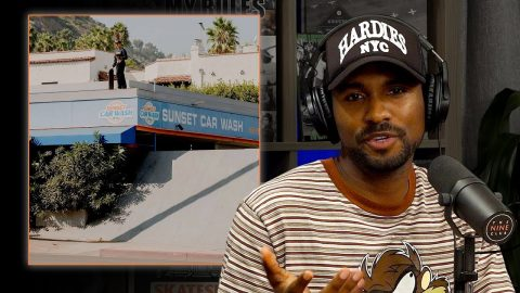 Filming Alex Midler 360 Into The Carwash Bank - Davonte Jolly   Nine Club Highlights