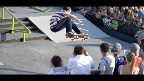 Final DEW Tour AM Series Barcelona - elpatincom