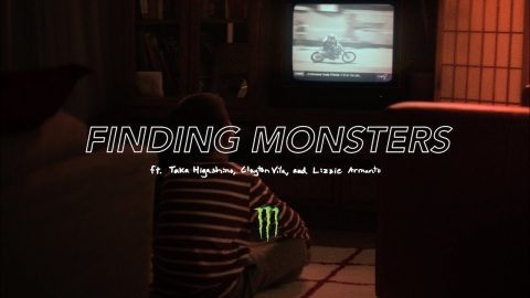 Finding Monsters - Monster Energy - Monster Energy