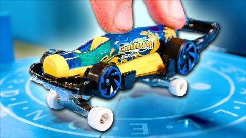 FINGERBOARD ANYTHING: HOTWHEELS EDITION! EP. 3 | Braille Skateboarding