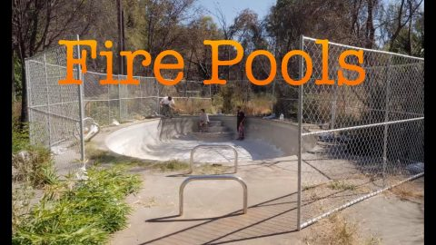 Fire Pools | David Duesterberg