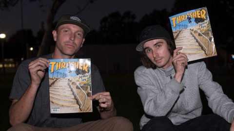 First Look: Kyle Walker and Robbie Brockel - ThrasherMagazine