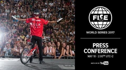 FISE WORLD SERIES 2017 - PRESS CONFERENCE - FISE
