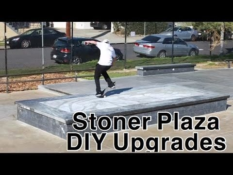 Fixing Up Stoner Plaza - Joey Brezinski