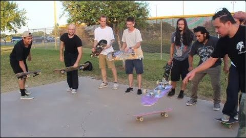 Flat Ground SKATE with JACKAL | MAJER Crew