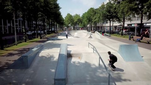 Flatspot Magazine Presents: Snipes Squad Up Rotterdam 2018 | Flatspot Magazine