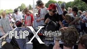 Flip x Relentless Tour: Chapter 1 Wood - Flip Skateboards