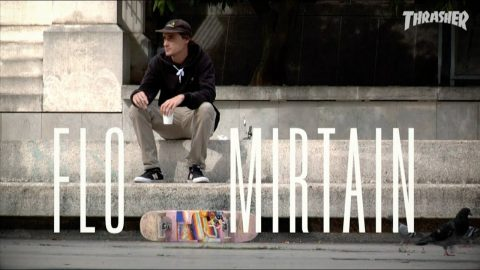 FLO MIRTAIN FOR HABITAT - HabitatSkateboards