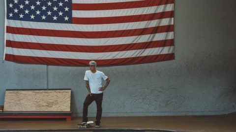 Flow w/ Ryan Sheckler and Friends at His Private Skate Park: SC Sandlot - Red Bull