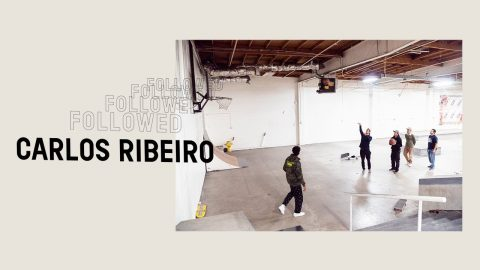 Followed: Carlos Ribeiro | Pocket Skateboard Magazine