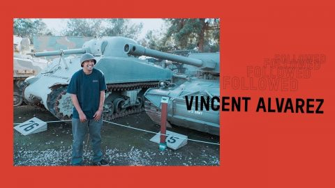 Followed: Vincent Alvarez | Pocket Skateboard Magazine